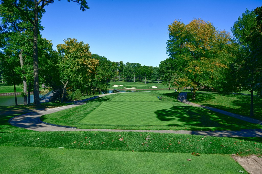 Medinah #3 is one of the most historic top 100 golf courses in the US.