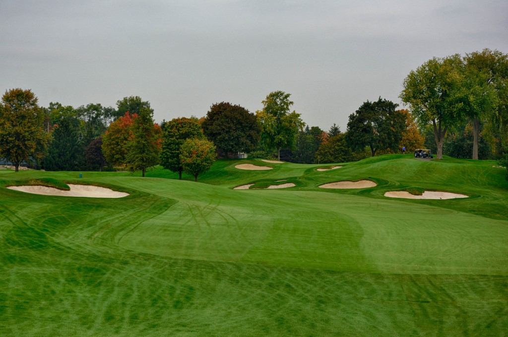 Oakland Hills Country Club is one of the Top 100 Golf Courses in the US