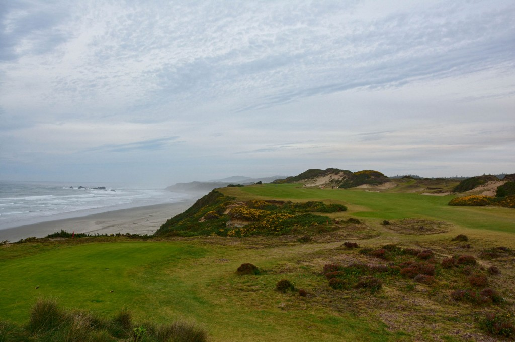 Pacific Dunes is a Top 100 Golf Course in Bandon, Oregon