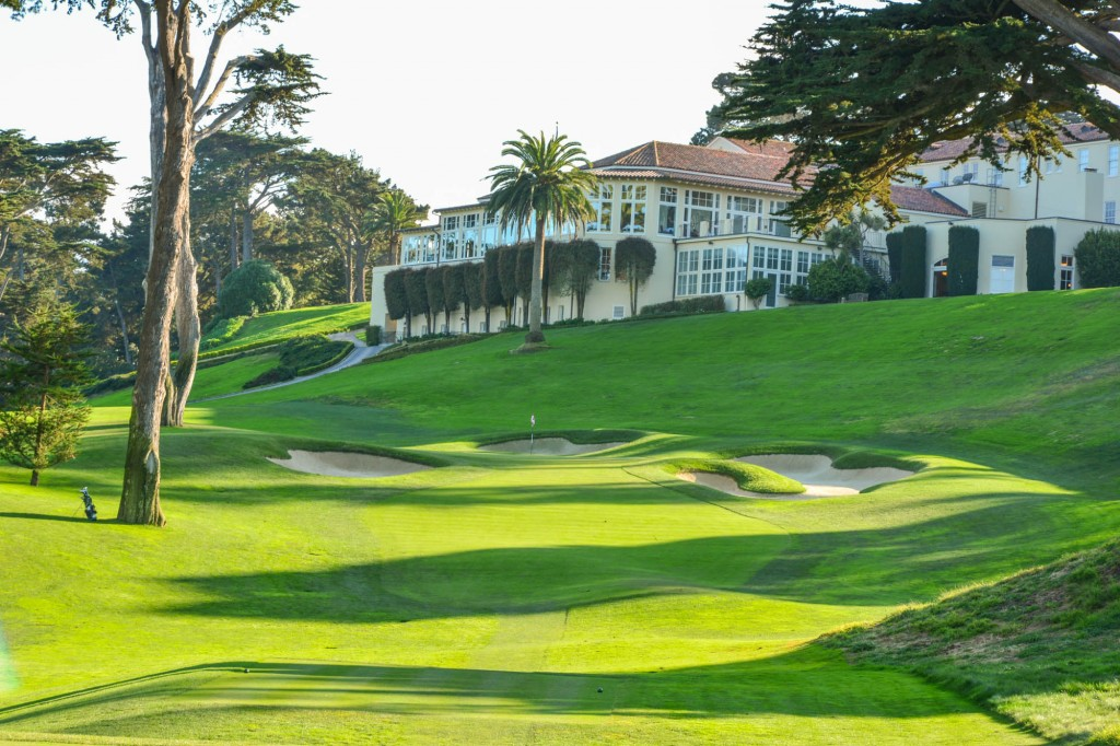 The Lake Course at the Olympic Club is one of the top 100 golf courses in the world and host of 5 US Opens.