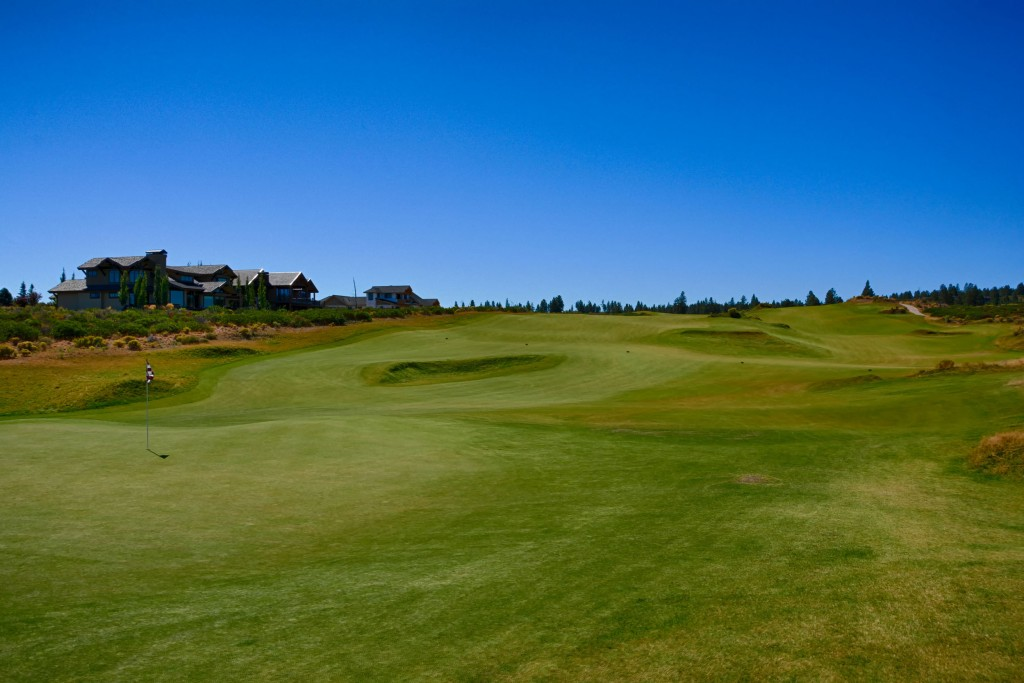 Tetherow Golf Club in Bend, Oregon is one of the best golf courses in the US.