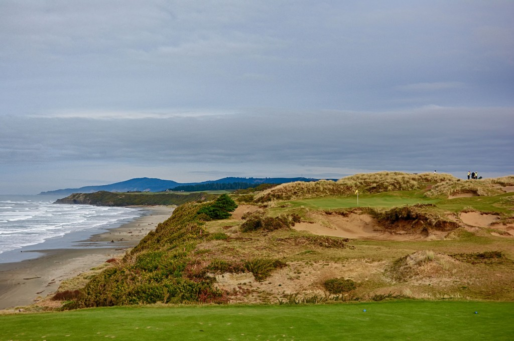 It may be short, but it's also one of the most scenic par 3s in golf!